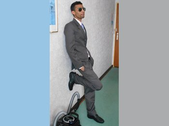 Appartager BE - Manish - 24 - Bruxelles-Brussel