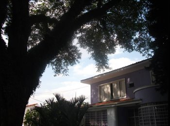 EasyQuarto BR - República Internacional-Unid Traipu- Relax House - Perdizes, São Paulo capital - R$ 1.100 Por mês
