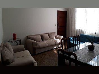 EasyQuarto BR - APARTAMENTO NA GRACA  - PROXIMO UFBA - Cidade Alta, Salvador - R$ 600 Por mês