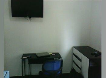 EasyQuarto BR - Apartamento Lindo na Regiao de Alphaville - Barueri, RM - Grande São Paulo - R$ 1.190 Por mês