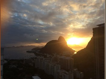 Quarto para alugar em Botafogo