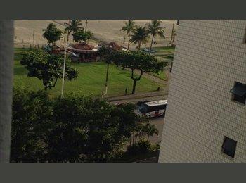EasyQuarto BR - KITINETE EM SÃO VICENTE - São Vicente, RM Baixada Santista - R$ 700 Por mês