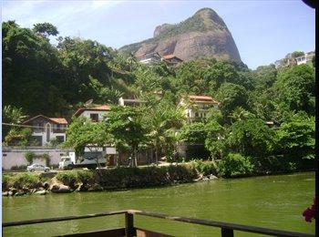 EasyQuarto BR - Suite para trabalhadores ou estudantes - Barra da Tijuca, Rio de Janeiro (Capital) - R$ 1.400 Por mês