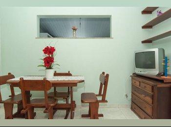 EasyQuarto BR - Vaga para rapazes em Santa Teresa para morar fixo - Santa Teresa, Rio de Janeiro (Capital) - R$ 550 Por mês