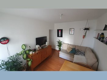 EasyQuarto BR - Quarto para homem - Vila Madalena - Pinheiros, São Paulo capital - R$ 1.300 Por mês