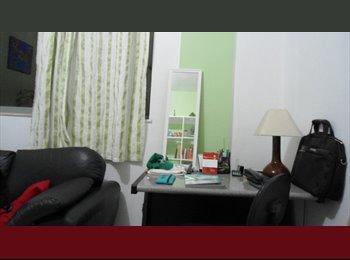 EasyQuarto BR - Quarto  para compartilhar em  Apt Cent./V.Itapura - Campinas, RM Campinas - R$ 500 Por mês