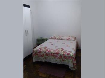 EasyQuarto BR - Alugo Ótimo Quarto  Centro de Poa Para Rapaz - Centro, Porto Alegre - R$ 550 Por mês