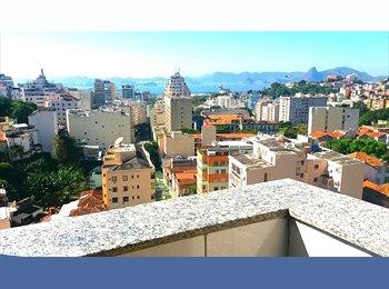 EasyQuarto BR - Vaga para rapazes em Santa Teresa - Santa Teresa, Rio de Janeiro (Capital) - R$ 450 Por mês
