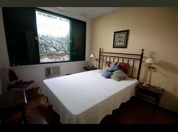 EasyQuarto BR - Agradável e tranquila casa, em Santa Tereza - Santa Teresa, Rio de Janeiro (Capital) - R$ 1.700 Por mês