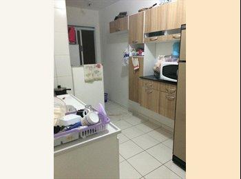 EasyQuarto BR - Apartamento Swift Campinas- Vagas feminina - Campinas, RM Campinas - R$ 600 Por mês