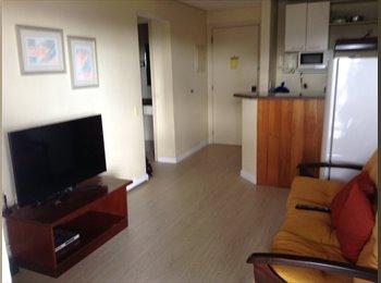 Flat apart hotel - mobiliado