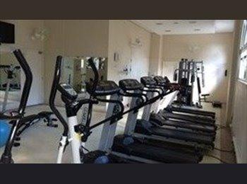 EasyQuarto BR - Suíte em Santo André em condomínio clube - Santo André, RM - Grande São Paulo - R$ 1.300 Por mês