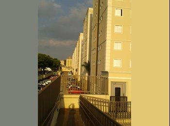 EasyQuarto BR - Dividir aluguel - Apartamento. - Jundiaí, RM Campinas - R$ 625 Por mês