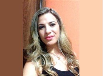 EasyQuarto BR - Procuro moça pra dividir apê todo mobiliado - Campinas, RM Campinas - R$ 800 Por mês