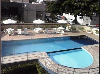 EasyQuarto BR - Suite na Aldeota - Aldeota, Fortaleza - R$ 800 Por mês
