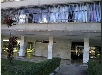 EasyQuarto BR - QUARTO PARA VISITANTES - Asa Norte, Brasília - R$ 900 Por mês
