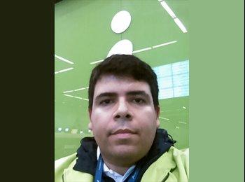 EasyQuarto BR - Procuro dividir apto Águas Claras - Aguas Claras, Brasília - R$ 700 Por mês