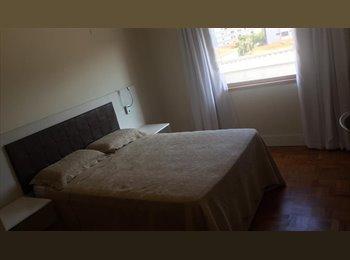 EasyQuarto BR - Ótimo quarto de casal em condomínio de luxo!! - Vila Mariana, São Paulo capital - R$ 2.500 Por mês