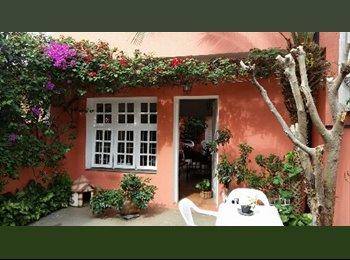 EasyQuarto BR - Charmosa Casa de Vila em Pinheiros - Pinheiros, São Paulo capital - R$ 2.000 Por mês