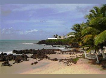 EasyQuarto BR - temporada na praia pousada marebello - Natal, Natal e Grande Natal - R$ 80 Por mês