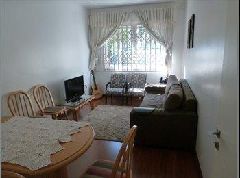 EasyQuarto BR - Alugo quarto na Rua Ramiro Barcelos - Centro, Porto Alegre - R$ 900 Por mês