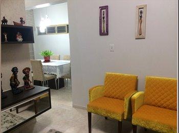 EasyQuarto BR - Apartamento no centro - Outros, Goiânia - R$ 650 Por mês