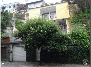EasyQuarto BR - sala comercial em residência - Ingá, Niterói - R$ 2.000 Por mês