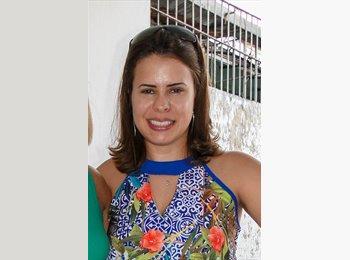 EasyQuarto BR - Vanessa - 34 - Rio de Janeiro (Capital)