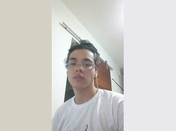 EasyQuarto BR - Pedro - 18 - Brasília