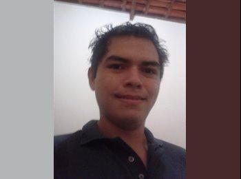 EasyQuarto BR - Francisco  - 27 - Fortaleza