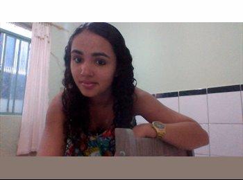 EasyQuarto BR - aline  - 18 - Goiânia