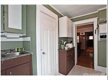 Looking to share a 2 bedroom house.