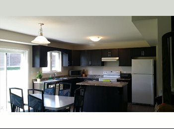 BROCK NIAGARA STUDENT ROOM RENTAL / 5 BEDROOMS