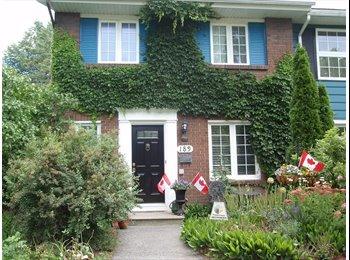 EasyRoommate CA - Hi - Western Suburbs, Ottawa - $500 pcm