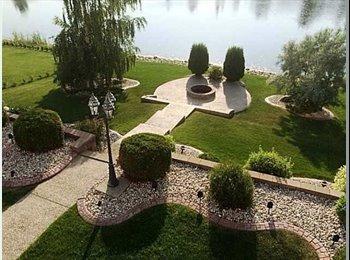 EasyRoommate CA - Executive bedroom for rent. Lake views! - Edmonton, Edmonton - $750 pcm