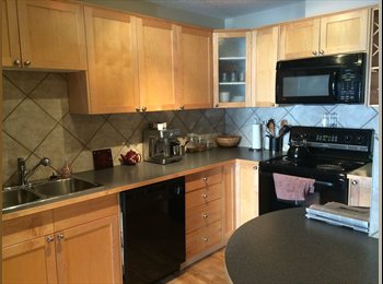 One Bedroom Condo in Mission - Furnished