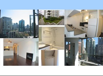 EasyRoommate CA - Downtown: Burrard and Davie - Downtown, Vancouver - $1,600 pcm