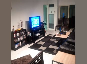 EasyRoommate CA - 3 bed 2 bath condo to share - rent incl. utilities, cable and internet - North Toronto, Toronto - $750 pcm