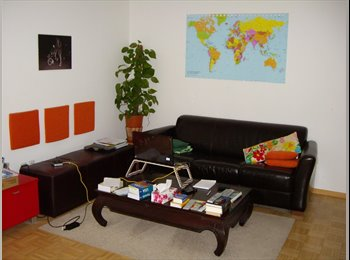 EasyWG CH - 2 Zimmer Wohnung 70m2 befristet 3 Monate - Affoltern-Oerlikon-Seebach - 11. Bezirk, Zürich / Zurich - 1500 CHF / Mois