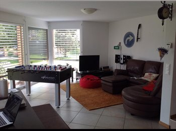 EasyWG CH - The perfect share house - Lausanne, Lausanne - 1050 CHF / Mois