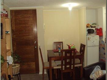CompartoDepto CL - Habitación en departamento compartido - Santiago Centro, Santiago de Chile - CH$ 0 por mes