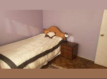 CompartoDepto CL - Amplia pieza en condominio muy centrico - Viña del Mar, Valparaíso - CH$ 0 por mes