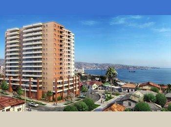 CompartoDepto CL - COMPARTO DEPA FULL EQUIPADO SECTOR PLACERES UTFSM - Valparaíso, Valparaíso - CH$ 0 por mes