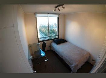 CompartoDepto CL - Habitación en Bellas Artes / Room at Bellas Artes - Recoleta, Santiago de Chile - CH$ 0 por mes