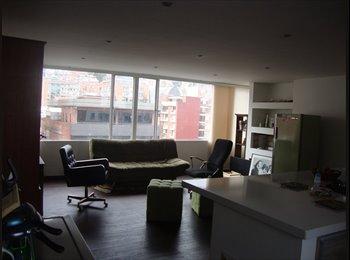 Habitación en Chapinero Alto