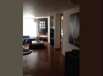 CompartoApto CO - Apartamento totalmente dotado - Zona Norte, Bogotá - COP$0 por mes