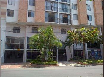 CompartoApto CO - HABITACION EN APTO .  JUNTO HOTEL DANN CARLTON - Bucaramanga, Bucaramanga - COP$0 por mes