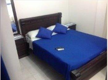 Habitacion por meses en Crespo, Cartagena de India