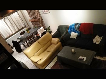 Kamer/kot in een gezellig huis