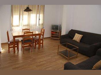 Confortable piso centrico compartido.